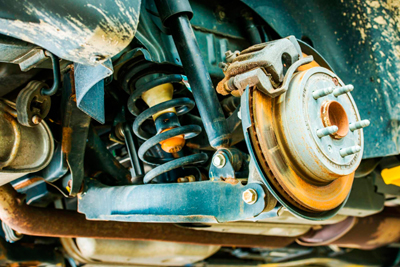 4 Signs it is Time for Brake Repair